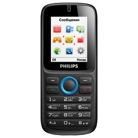 Philips Philips E1500 Black